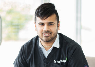 Dr Kapil Raniga